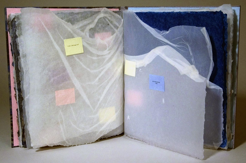 handmade artist books. The artist book, as a complex
